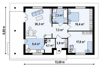 Дом №95Р2