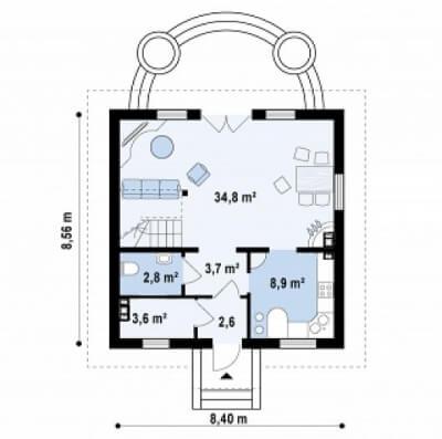 Дом №108Р