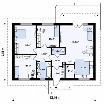 Дом №102Р