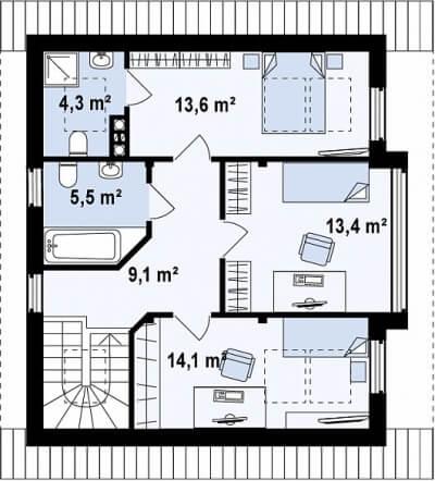 Дом №122Р