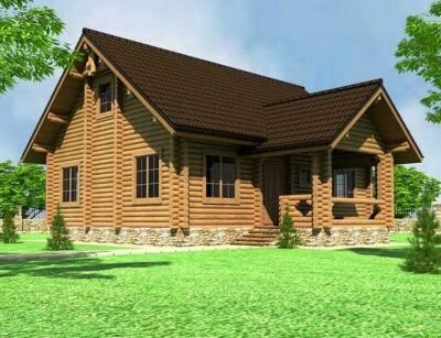Каркасный дом №75Р2