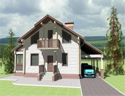 Дом №185К