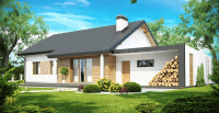 Каркасный дом №156Р3