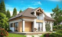 Каркасный дом №131Р