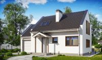 Каркасный дом №111Р5