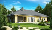 Каркасный дом №157Р3