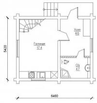 Дом из ветров №64Б