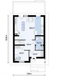 Дом №110Р