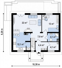 Дом №135Р