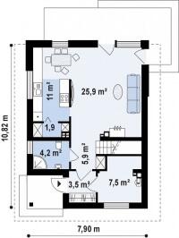 Дом №115Р