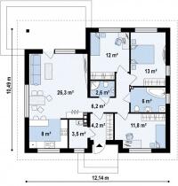 Дом №94Р2