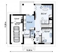 Дом №162Р