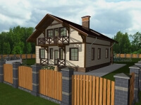 Дом №150Р